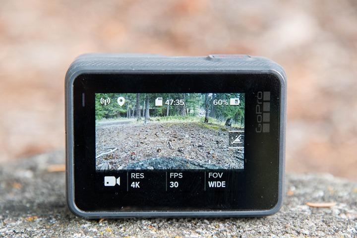 GoPro Hero5 Black Display thumb