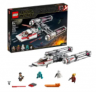 LEGO Star Wars: The Rise of Skywalker Resistance Y-Wing Starfighter $46 at Amazon