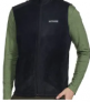 Columbia Steens Mountain Men's Fleece Vest (Black) $13 at Amazon