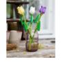 4 x LEGO Iconic Tulips Sets for $40 at LEGO