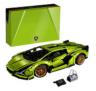 LEGO Technic: Lamborghini Sian FKP 37 Car Model $300 at Zavvi