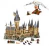 LEGO Harry Potter Hogwarts Castle (2018) and Hedwig (2020) $400 at Zavvi