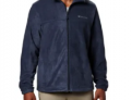 Columbia Steens Mountain Full Zip 2.0 Men's Jacket $21 at Amazon