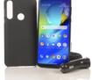 Motorola G Power 64GB Prepaid 6.4″ Phone (2020) + 1-Year Service $96 at eBay