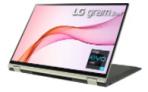 LG Gram 16T90P 11th Gen Core i5 / 512GB SSD / WQXGA 16″ 2-in-1 Laptop (2021) $1247 at