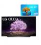 LG OLED65C1PUB 65″ 4K HDR AI ThinQ Smart OLED TV (2021) + $100 Visa GC $2097 at Buydig.com
