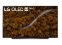 open box LG CX Series OLED77CXPUA 77″ 4K Ultra HD HDR ThinQ AI Smart OLED TV (2020 model)