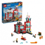 LEGO City 60215 Fire Rescue Tower Building Set $56 at Amazon