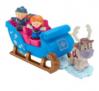 Fisher-Price Disney Little People Frozen Kristoff's Sleigh $8.99 at Amazon