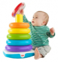 Fisher-Price Giant Rock-a-Stack $10 at Walmart